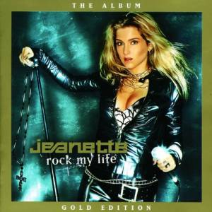Jeanette: Rock My Life - Cover
