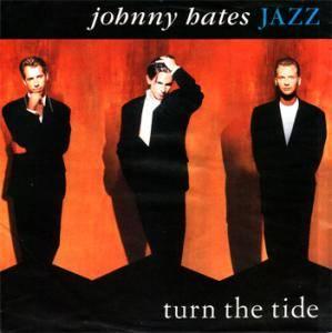 Cover - Johnny Hates Jazz: Turn The Tide