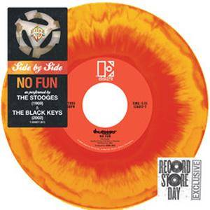 Cover - Stooges, The: No Fun