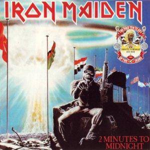 Iron Maiden: 2 Minutes To Midnight / Aces High - Cover