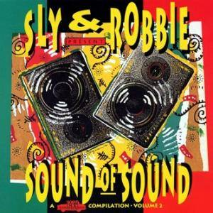 Sly & Robbie- Sound Of Sound- A Taxi Compilation Volume 2 - Cover