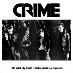 Cover - Crime: Hot Wire My Heart