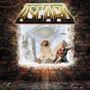 Asgard: Outworld - Cover