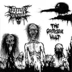 Carnal Ghoul: Grotesque Vault, The - Cover