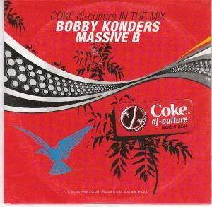 Bobby Konders: Coke DJ-Culture - Cover