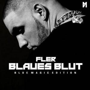 Fler: Blaues Blut (Blue Magic Edition) - Cover
