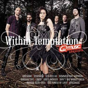 Cover - Within Temptation: Q-Music Sessions, The
