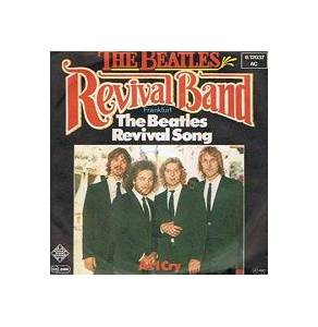 Cover - Beatles Revival Band, The: Beatles Revival Song, The