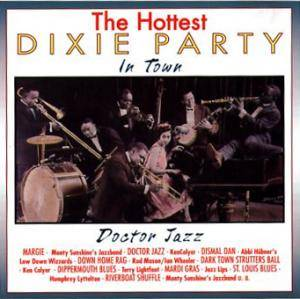 Cover - Monty Sunshine Jazz Band: Hottest Dixie Party In Town: Doctor Jazz, The