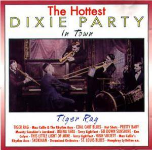Cover - Monty Sunshine Jazz Band: Hottest Dixie Party In Town: Tiger Rag, The