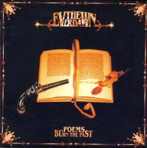 The Everdawn: Poems - Burn The Past - Cover
