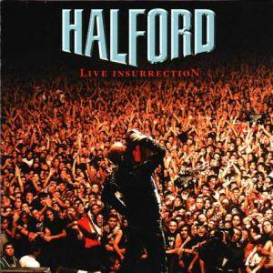 Halford: Live Insurrection - Cover