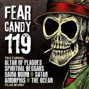 Cover - Anciients: Terrorizer 235 - Fear Candy 119