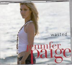 Cover - Jennifer Paige: Wasted