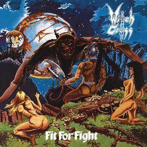 Witch Cross: Fit For Fight (LP) - Bild 1