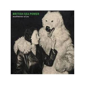 British Sea Power: Machineries Of Joy - Cover
