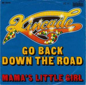 Cover - Kincade: Go Back Down The Road