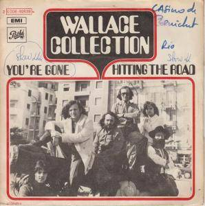 Cover - Wallace Collection: You're Gone