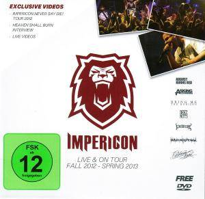 Cover - Your Demise: Impericon Live & On Tour Fall 2012 - Spring 2013