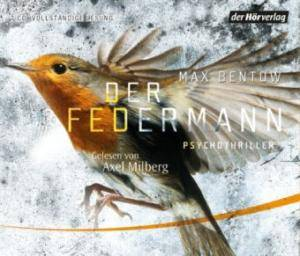 Cover - Max Bentow: Federmann, Der