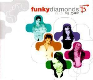 Cover - Funky Diamonds: It's My Game