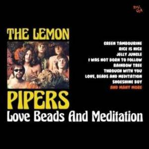 Cover - Lemon Pipers, The: Love Beads And Meditation