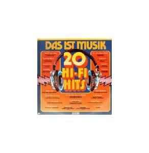 Cover - Alan Tew Orchestra: Ist Musik - 20 Hi-Fi-Hits, Das