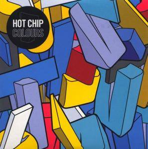 Cover - Hot Chip: Colours