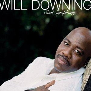 Will Downing: Soul Symphony - Cover