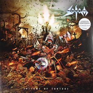 Sodom: Epitome Of Torture - Cover