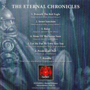 SuidAkrA: The Eternal Chronicles (Mini-CD / EP) - Bild 2