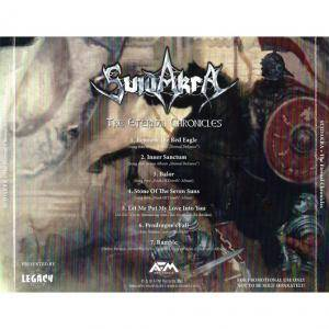 SuidAkrA: The Eternal Chronicles (Mini-CD / EP) - Bild 3