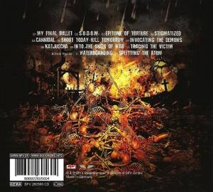 Sodom: Epitome Of Torture (CD) - Bild 2