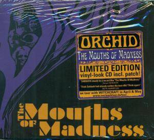 Orchid: The Mouths Of Madness (CD) - Bild 2