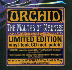 Orchid: The Mouths Of Madness (CD) - Bild 3