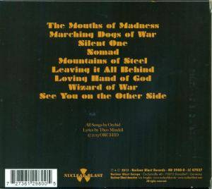 Orchid: The Mouths Of Madness (CD) - Bild 10