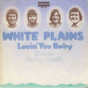 Cover - White Plains: Lovin' You Baby
