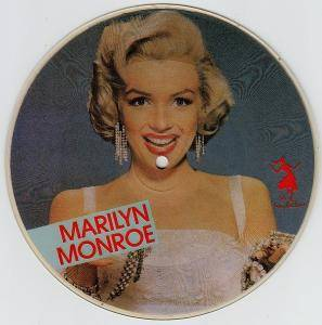 Cover - Marilyn Monroe: Diamonds Are A Girl's Best Friend