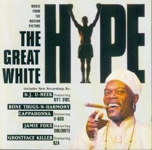 Cover - Camp Lo: Great White Hype, The