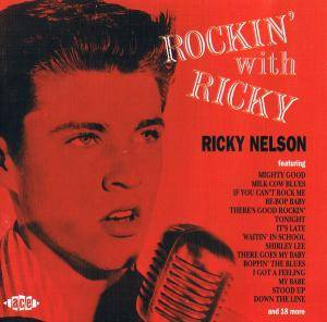 Cover - Ricky Nelson: Rockin' With Ricky