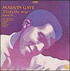 Marvin Gaye: That's The Way Love Is - Cover