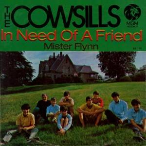Cover - Cowsills, The: In Need Of A Friend