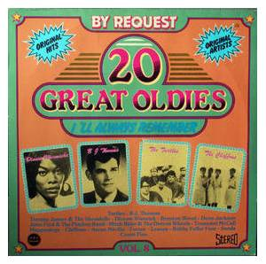 20 Great Oldies Vol. 8 - I'll Always Remember - Cover