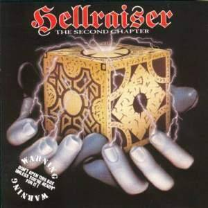 Cover - Square Dimensione: Hellraiser - The Second Chapter