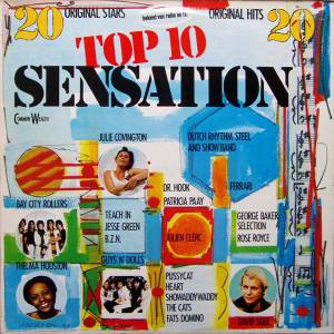 Top 10 Sensation - Cover