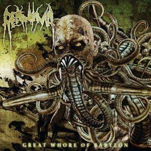 Reanima: Great Whore Of Babylon - Cover