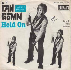 Cover - Ian Gomm: Hold On