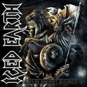 Iced Earth: Live In Ancient Kourion - Cover