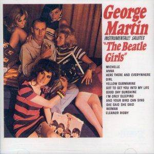 "Cover - George Martin: Instrumentally Salutes ""The Beatle Girls"""