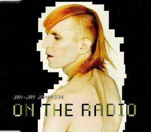 Cover - Jay-Jay Johanson: On The Radio